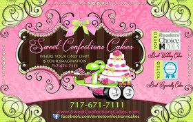 Sweet Confections Cakes