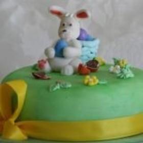 "Cakes Studio ""Easter Bunny"""