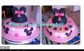 Tima all occasion cakes