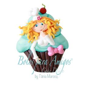 Bolos para Amigos, Cake Design by Tânia Maroco