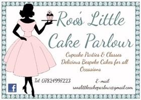 Roo's Little Cake Parlour