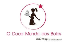 O Doce Mundo dos Bolos (By Catarina Amaral)