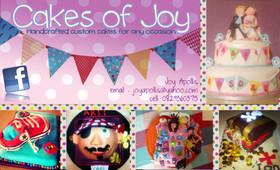 Cakes of Joy