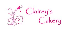 Clairey's Cakery (www.facebook.com/claireyscupcakes)