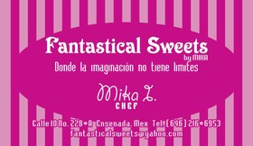 Fantastical Sweets by MIKA