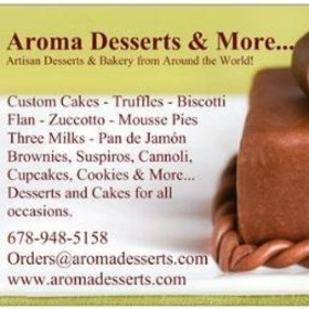 Aroma Desserts and More