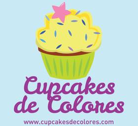 Cupcake de Colores