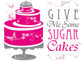 Give Me Some Sugar Cakes