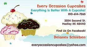 Every Occasion Cupcakes