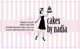 Cakes By Nadia Couture Cake Boutique