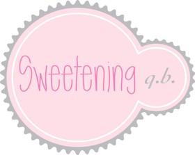 Sweetening q.b.