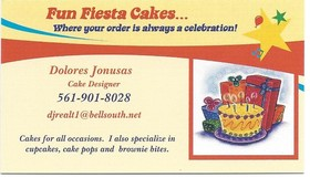 Fun Fiesta Cakes