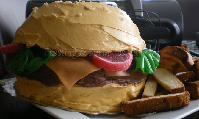 Medium_frosting--sprinkles-cakery---hamburger--french-fries-cake