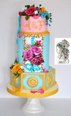 Zorica s Cake Art - BC, CA ~ CakeDecorPros.com