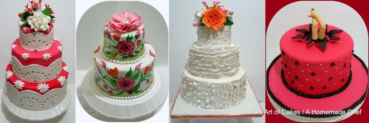 Veena Art Of Cake Fondant Recipe : Veena s Art of Cakes - Ra anana, IL ~ CakeDecorPros.com