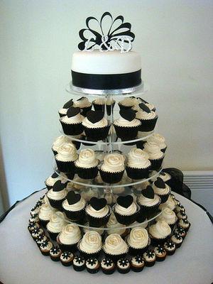 Medium_white-and-black-wedding-cupcake-tower