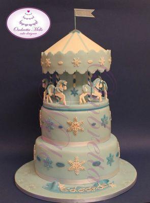 Ombretta Mello Cake Designer - Lecce, IT ~ CakeDecorPros.com