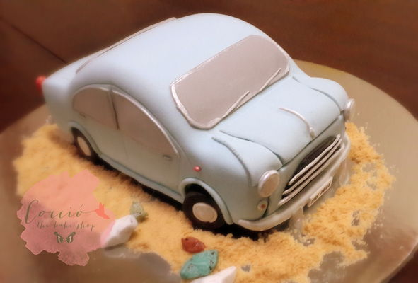 Coccio - the bake shop - Pune, IN ~ CakeDecorPros.com